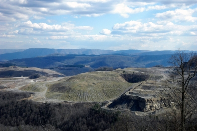 Ison Rock, Harlan County, Kentucky