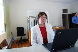 Patti Prairie, CFO, Middlebury, VT