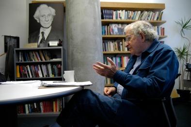 Noam Chomsky, Cambridge, MA