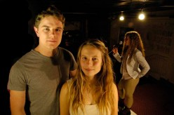 Will Bellaimey and Bianca Giaever