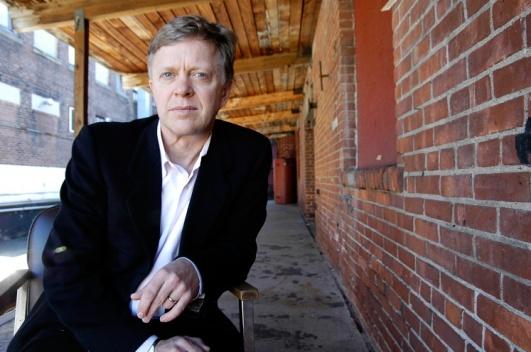 Ted Conover, writer, Burlington, VT